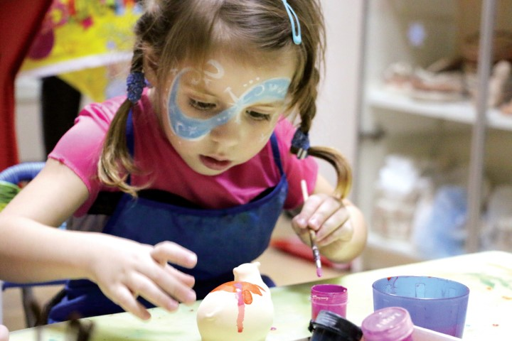 kunst en cultuur bij IKC Borgman Oosterpark SKSG kinderopvang BSO